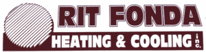 Rit Fonda heating and Cooling Logo