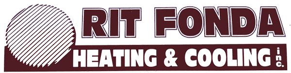 Rit Fonda heating and Cooling Logo